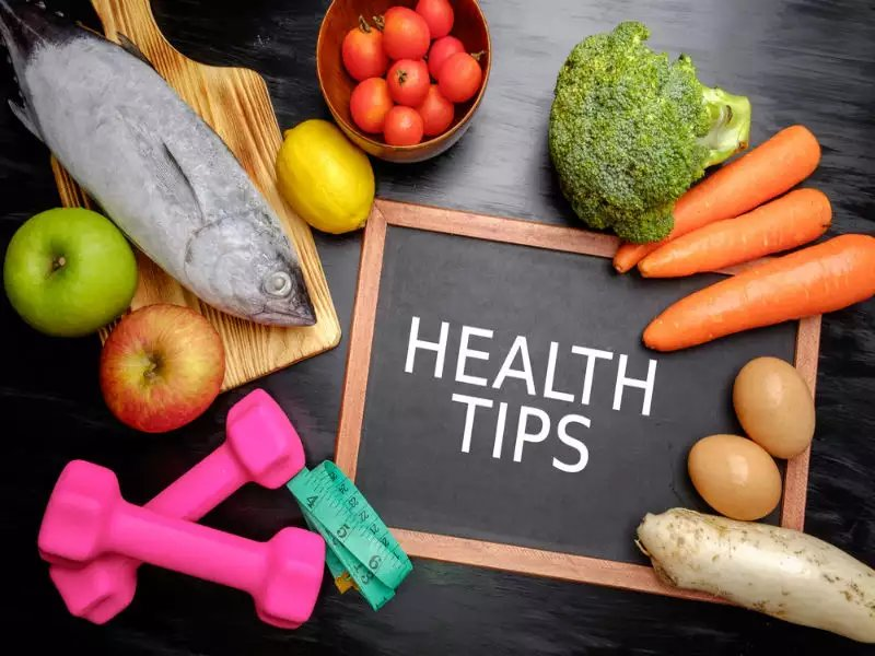 27 Health and Nutrition Tips | Rjytimes.com
