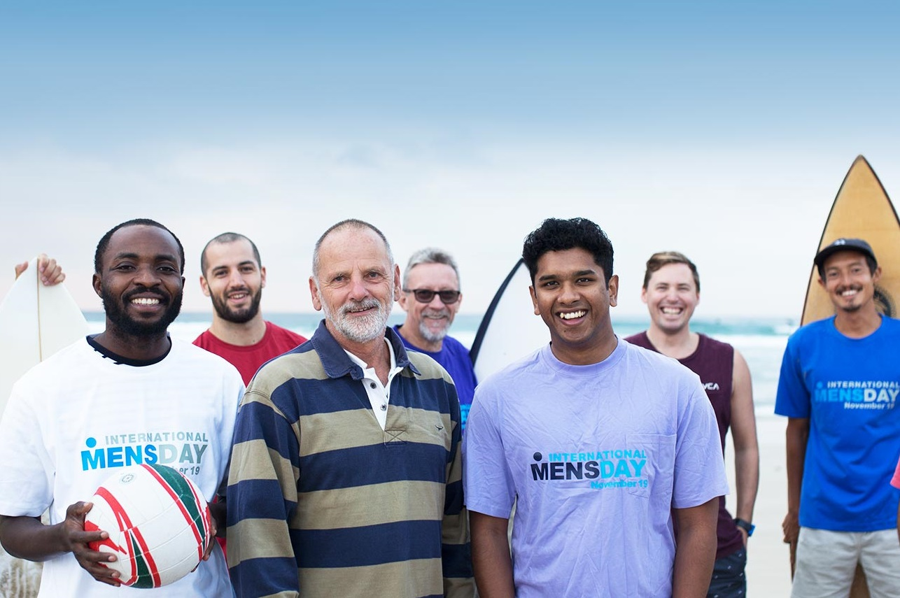 International Men's Day is celebrated on November 19 to raise awareness about men's mental health