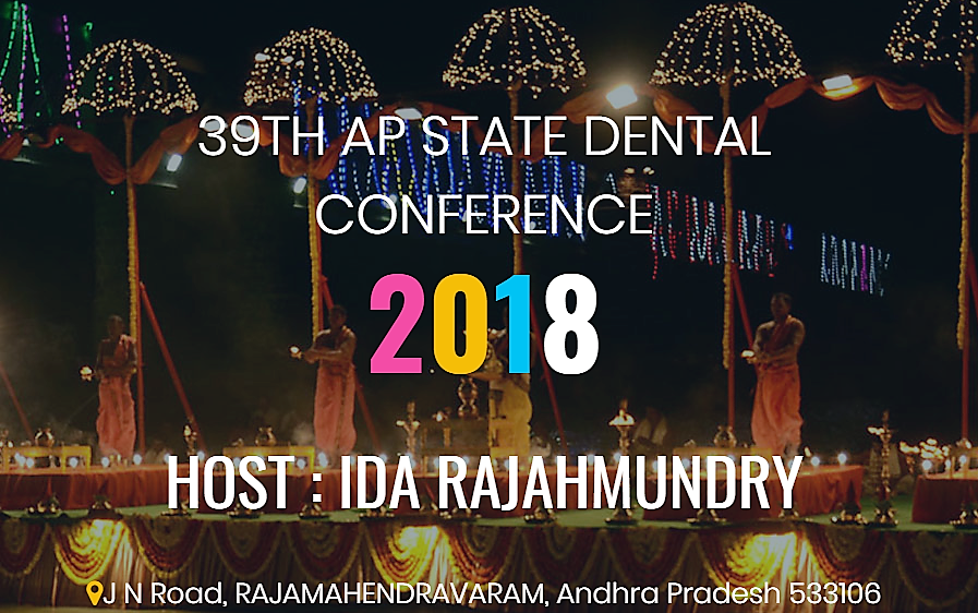 Andhra Pradesh: 39th state dental conference 2018 in Rajahmundry from Dec 7 to 9 | Rjytimes.com